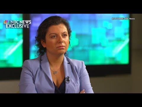 Download Youtube: Симоньян в интервью NBC: Цель RT — информировать аудиторию