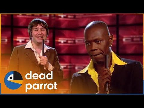 You're A C**t - The Peter Serafinowicz Show | Dead Parrot