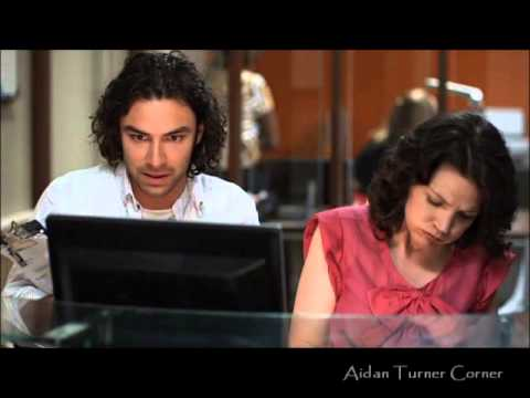 AIDAN TURNER in THE CLINIC Part 10 - FINAL PART