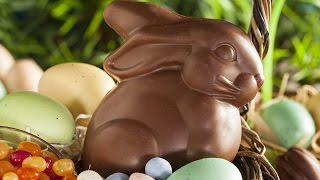 How To Make a Chocolate Easter Bunny