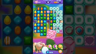 Candy Crush FRIENDS Saga level 344 no boosters