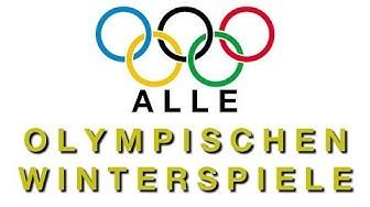Alle olympischen Winterspiele