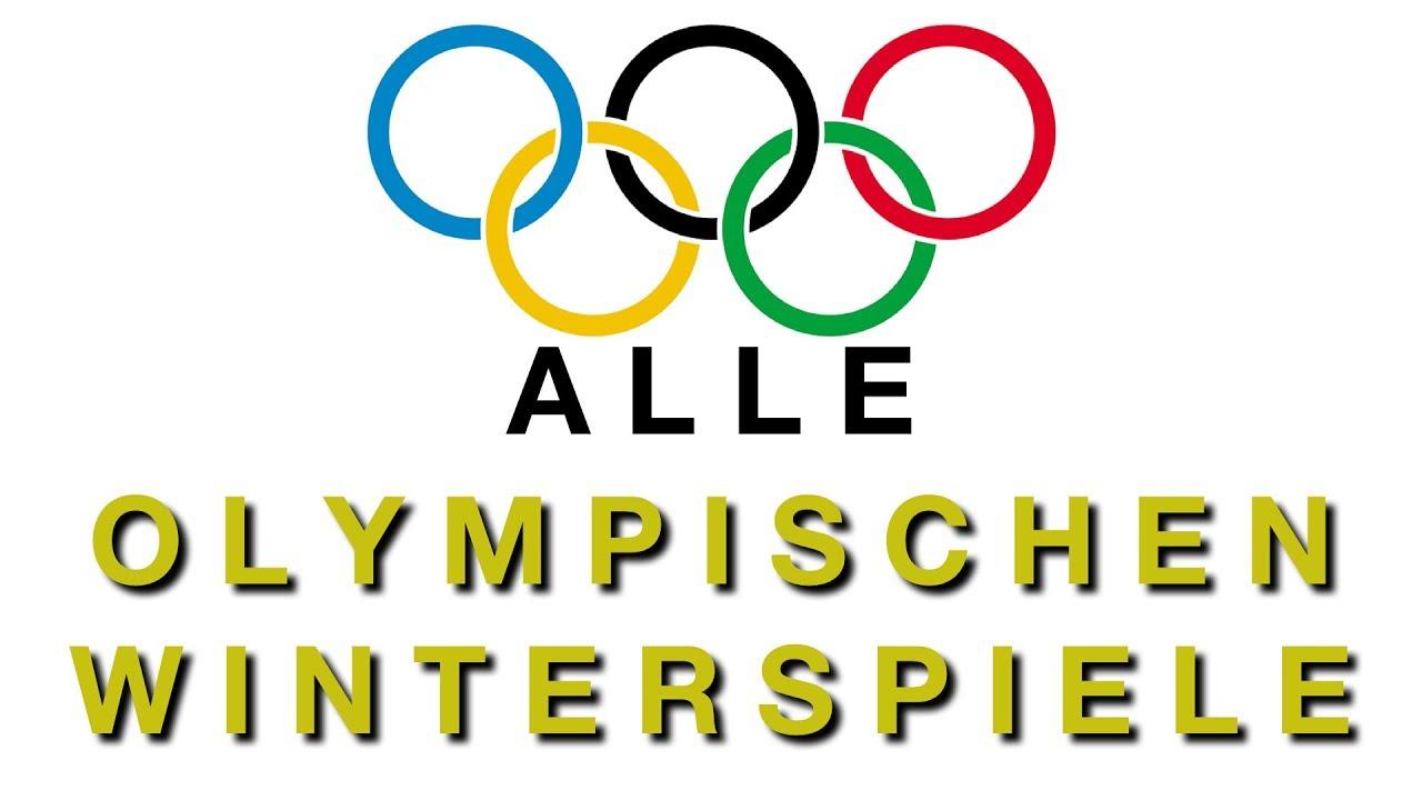 Alle olympischen Winterspiele - YouTube