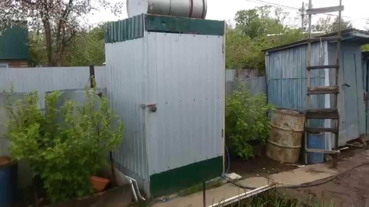 Как сделать душ на даче с подогревом своими руками фото 133