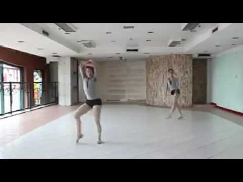 chandelier dance cover by ballet... - YouTube