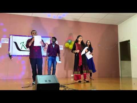 KCF Easter&Vishu Pgm Mini Ganamela