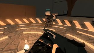 Roblox PHANTOM FORCES 01 - FLANKING THE SNEAKY SNIPERS w/ chrisatm