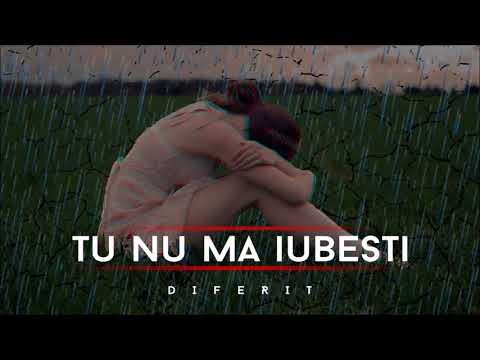 Diferit - Tu Nu Ma Iubesti [HD]