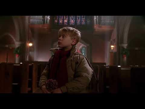 Home Alone - O Holy Night (Church Scene)