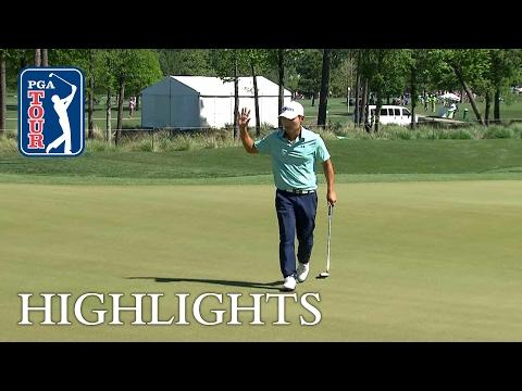 Highlights | Shell Houston Open | Round 2