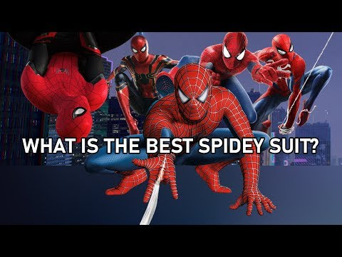 All Cinematic Spider-Man Suits Ranked