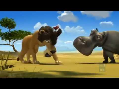 Kartun Hewan Untuk Anak LEON Animasi Sangat Lucu Cartoons 3