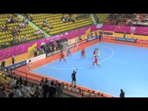 FIFA Futsal World Cup 2012 | Iran 4 - 3 Panama