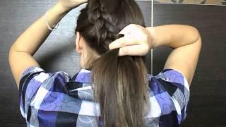 IMEYK: 3 простых косы на каждый день | 3 hairstyles for every day(_Прочитай меня_☆ 3 простых варианта на каждый твой день;) Выбор за тобой! Спасибо,если ты посмотришь! Надею..., 2013-05-05T11:06:50.000Z)