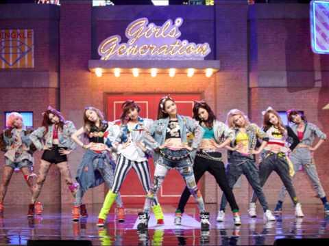 SNSD 소녀시대 - I Got A Boy  Audio w/ Lyrics