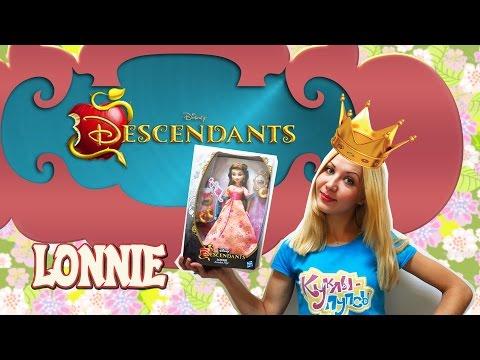 Куклы Наследники Дисней Disney Descendants - YouTube