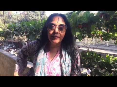 Ila Arun's message to Whats Hot viewers