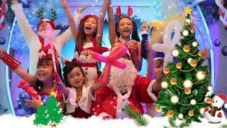 Nhạc Noel Thiếu Nhi Cho Bé Hay Nhất ✿ Jingle Bells Nhạc Giáng Sinh Vui Nhộn Sôi Động Hay Nhất 2019