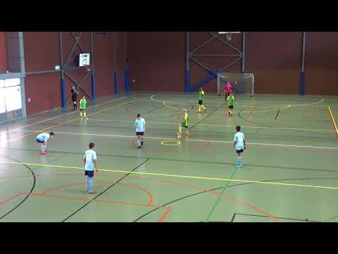R6 Sydney Futsal Club vs Mt Druitt Town Rangers Futsal 1st half