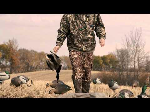 Traffic Duck Hunting In Alberta: Hard Core Waterfowl TV Episode 1