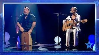 Estos PADRES EMOCIONAN cantando a su HIJA con CÁNCER | Semifinal 4 | Got Talent España 2019