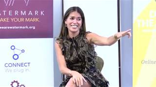 It's over easy c.e.o. and renowned divorce attorney laura wasser gives a post-talk q&a to standing room only crowd in this live we are watermark presentati...