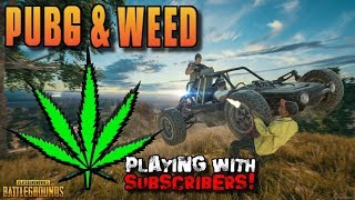 🔥 PUBG LIVE 🔫 PLAYING WITH SUBS 🎮 PS4 XBOX SWITCH MOBILE PC 👑 KingBong 420 💚 New PC