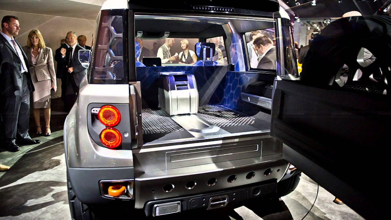 2016     Land Rover Defender  YouTube