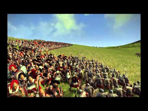 Roman Legion Vs Spartan Phalanx: Who Wins? Cinematic Battle + Analysis (rome 2 Wrath Of Sparta)