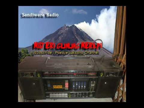 Nostalgia Sandiwara Radio Misteri Dari Gunung Merapi