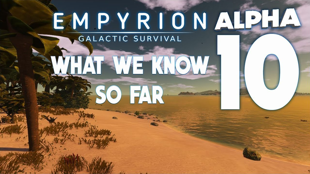 Empyrion – Galactic Survival - Community Forums