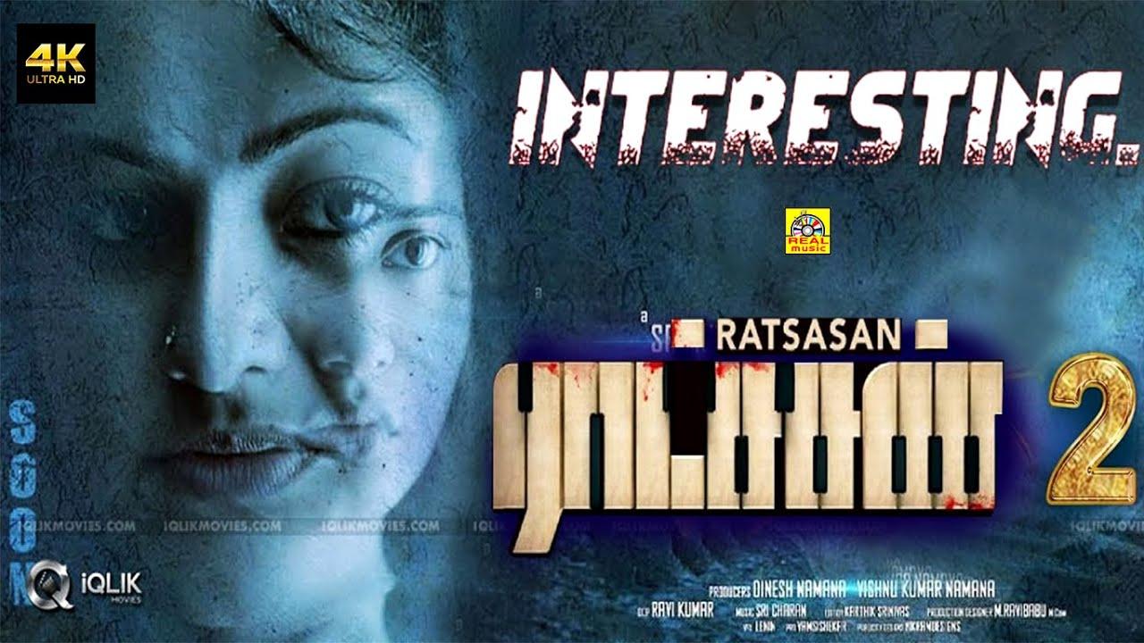 Ratsasan 2 Official Trailer 2 Hd À®° À®Ÿ À®šà®šà®© 2 2020 New Movie Trailer Realcinemas Youtube