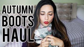 AUTUMN BOOTS HAUL: Mummy, Baby & Toddler | Ysis Lorenna