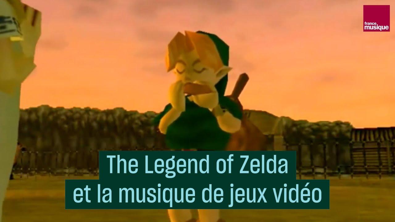 The Legend of Zelda : la saga qui révolutionne la musique de jeux vidéo - #CulturePrime