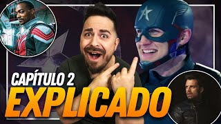 Todo Explicado: Episodio 2 Falcon & Winter Soldier ¡Esto DESPEGA!!  - SPOILERS