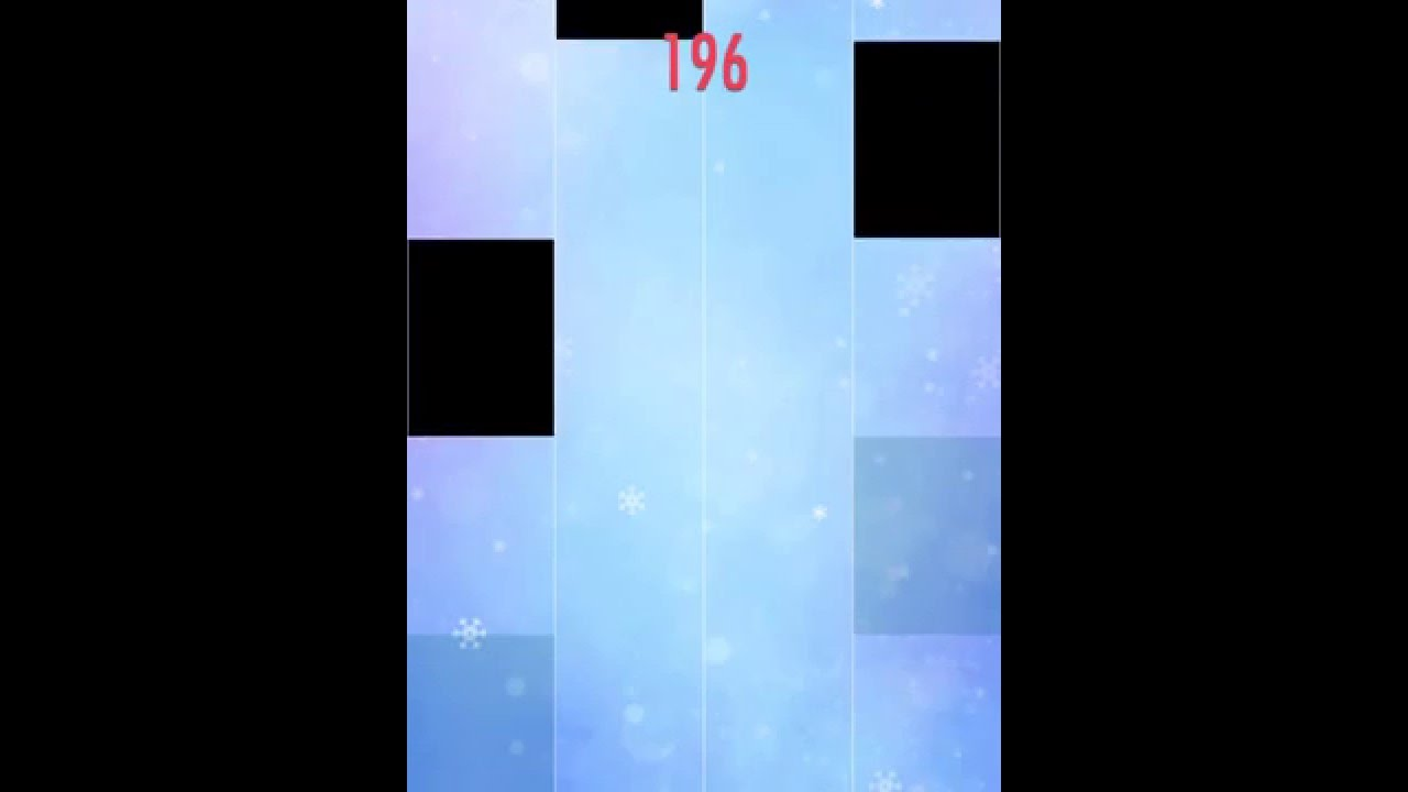 Piano Tiles 2 Lieder