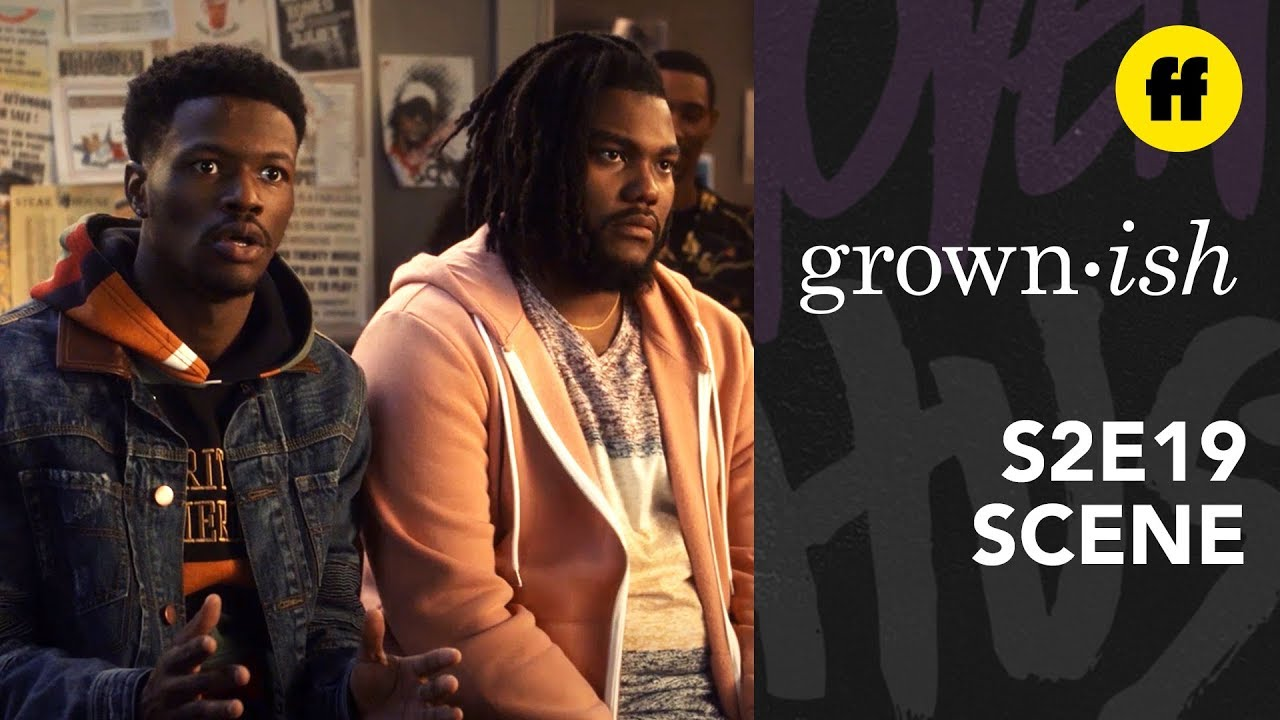 Download grown-ish Season 2, Episode 19 | There's No Shrimp | Freeform