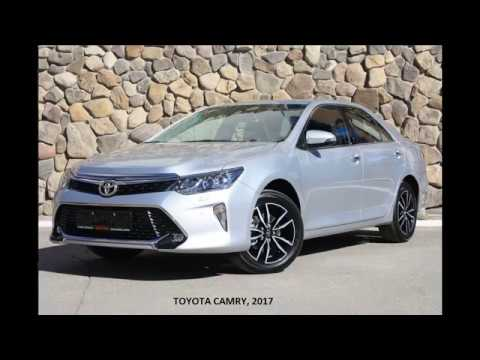 Testing of SKESS-L device for emergency opening and starting the engine Toyota Camry (2017)