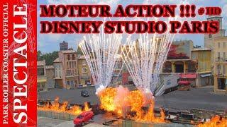 Spectacle - Moteur Action!!! - Disney Studio Paris