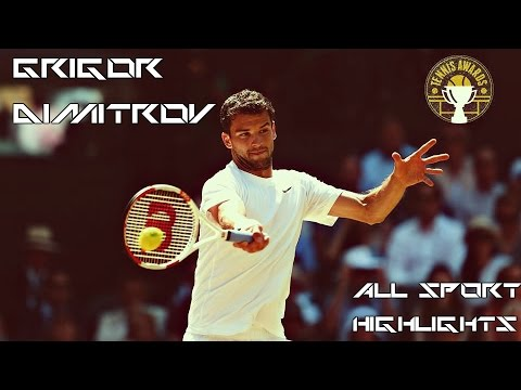 Grigor Dimitrov - Top Plays & Shots HD