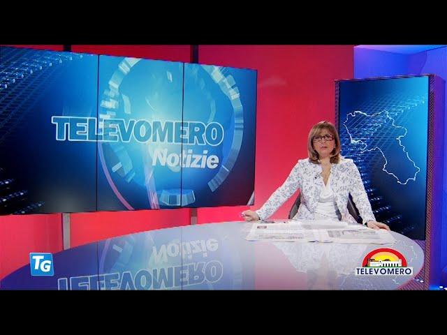 TELEVOMERO NOTIZIE 23 NOVEMBRE 2020 EDIZIONE delle  20 30