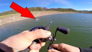GET THE NET! Fishing for GIANT Bass in MEXICO!!!
