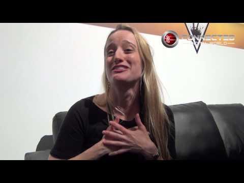 Exclusive  with Jenn Taylor the voice of Cortana at E3 2013