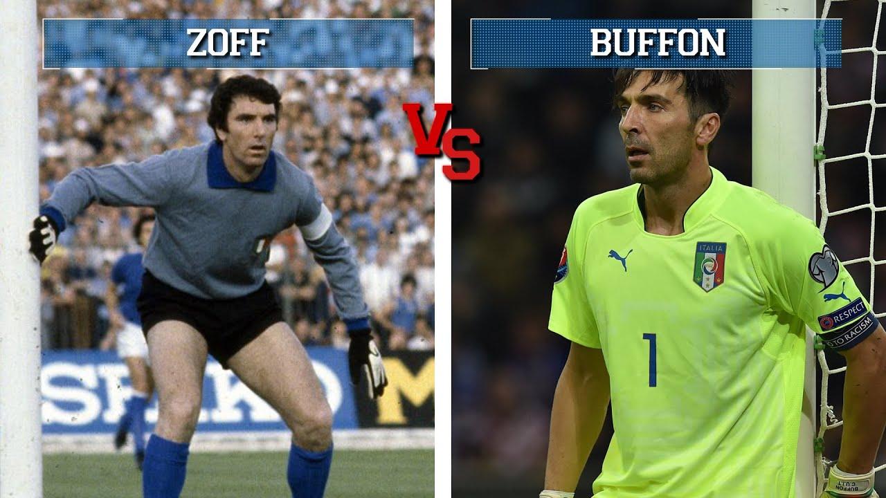 oliver kahn vs buffon