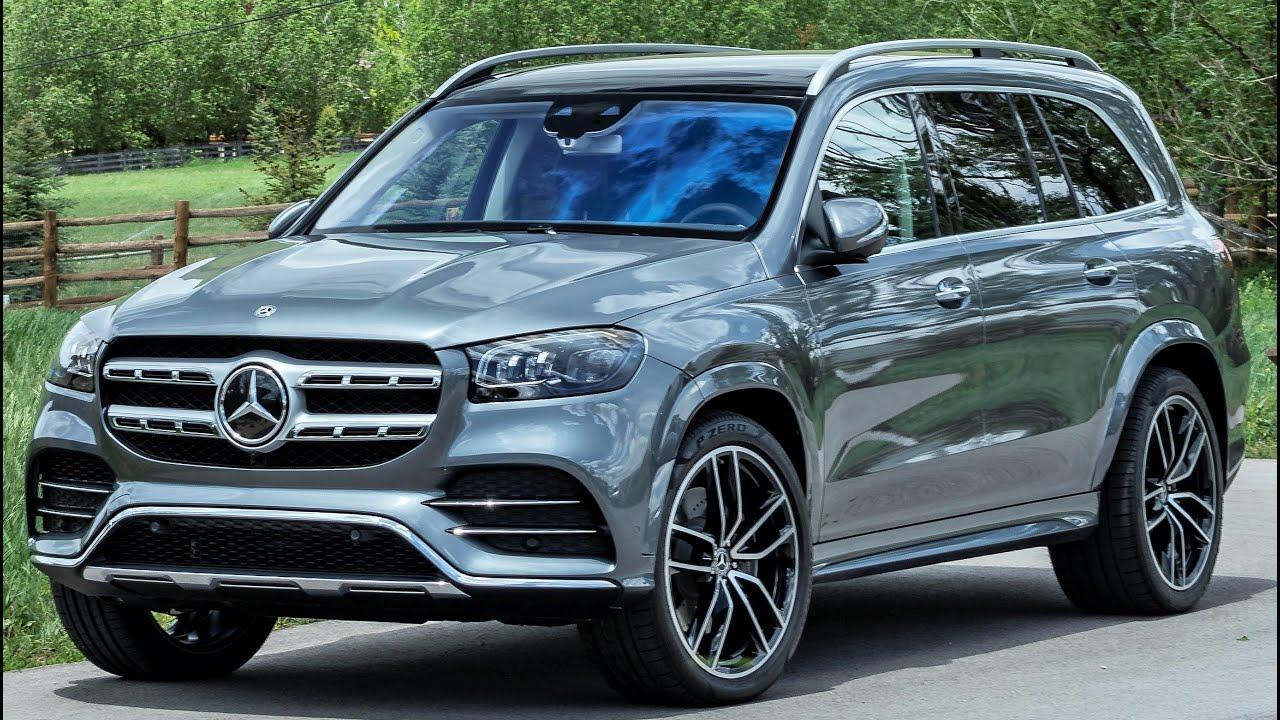 2019 Mercedes Gls 400 D 4matic The S