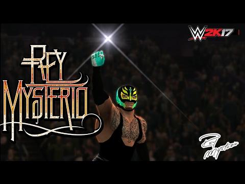 WWE 2K17 Community Showcase:Rey Mysterio Jr By Jameslaiho(XBOX 360/PS3)