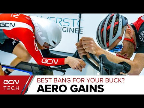 The Cheapest Aero Upgrade For Cycling? | GCN Tech Wind Tunnel Tested