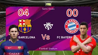 Welcome to two brothers games! here i will bring you about fc barcelona vs bayern munchen ( 04-00)|messi coutinho|two games. thumbs up for the...