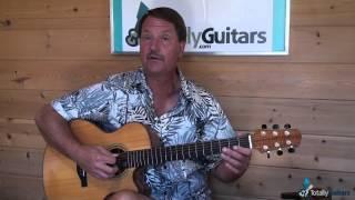 Folsom Prison Blues - Guitar Lesson Preview