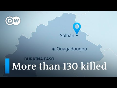 Burkina Faso: Armed group massacres dozens in nighttime raid | DW News